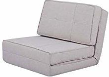 Amazon Basics - Poltrona letto - 74 x 80 x 61,5