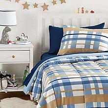 Amazon Basics - Set di biancheria da letto in