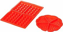 Amazon Basics - Stampi in silicone per la cottura