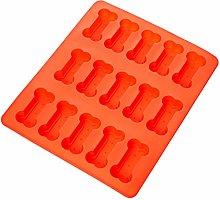 Amazon Basics - Stampo in silicone con sagome a