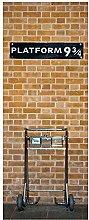 Ambiance Sticker 3D Adesivo murale per Porte,