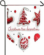 Amonka, grazioso albero di Natale, decorazioni