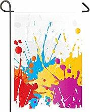 AMONKA - Vernice colorata per tintura da giardino,