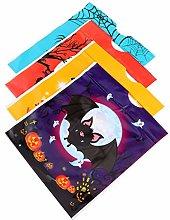 Amosfun 50 sacchetti regalo per Halloween, con