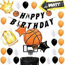 Amosfun Palloncini 39pcs Happy Birthday Set con