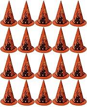 Amosfun Strega di Halloween Cappello A Forma di