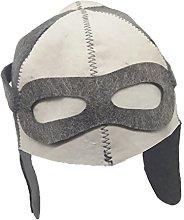 Amuzocity Cappello da Sauna 100% Lana Pura Feltro