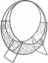 Amuzocity Decorazione per Vaso di Fiori in Metallo