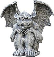 Amuzocity Statua del Giardino Statuetta della