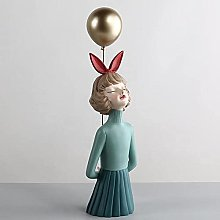 AMYZ Statue Ornaments Sculture Modern Resin