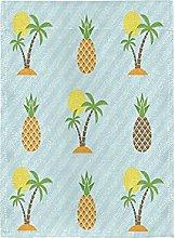 Ananas Art Bandiera del Giardino Banner