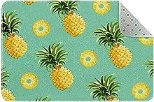 ananas, Cucina Mat Tappeto Cucina Antiscivolo