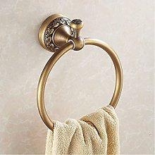 Anelli per asciugamani da bagno Anello per