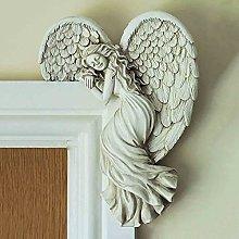 Angeli Cornici Delle Porte Decorazione,Piccolo Ali
