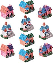 Angoily 10Pcs in Miniatura Fata Giardino di Casa