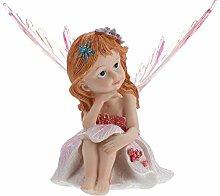 Angoily Fata Figurine Bella Fata Giardino in