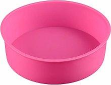 Angoily - Stampo rotondo in silicone per torte e