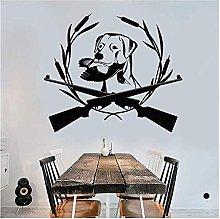 Animale Wall Sticker Cane Decorazione Della Casa