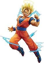 Anime Carattere Dragon Ball Modello: Son Goku PVC