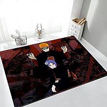 Anime Naruto tappetini zona tappeto quadrato
