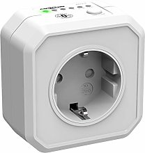 ANSMANN Timer Socket AES1 - Presa a risparmio