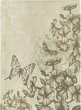 Antica Arte Della Farfalla Bandiera del Giardino