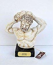 Antica mitologia greca ciclope un occhio scultura