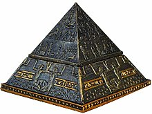 Antica Statua della Piramide Egizia, Scultura