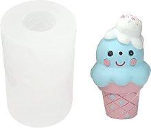 AoFeiKeDM - Stampo in silicone per gelato in