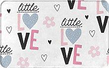 AOOEDM Litter Love Memory Foam morbido tappetino