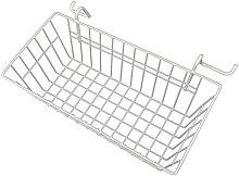 Apex - Cestino porta-oggetti in metallo per