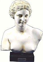 Aphrodite scultura busto Venere Dea d'amore