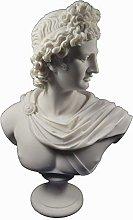Apollo scultura statua Dio greco del sole e poesia