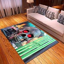 appeto Grigio Verde tappeto salotto moderno faux