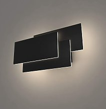 Applique da Parete a Led Interni 24W Lampada da