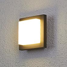 Applique da parete Celeste, sobrio, a LED