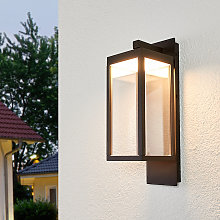 Applique LED da esterni Ferdinand a lanterna