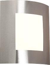 Applique moderna acciaio IP44 - EMMERALD 1