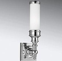 Applique per il bagno Payne Ornate a 1 luce