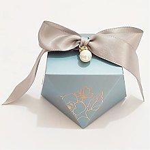 AQCRS - Scatola regalo di carta diamantata per