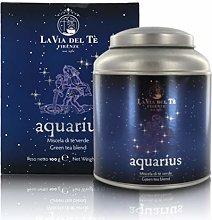 Aquarius, Miscela di tè Verdi Profumata,