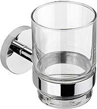 Aquasanit - Porta bicchiere da muro serie nexo -