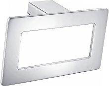 Aquasanit - Porta salviette ad anello in alluminio