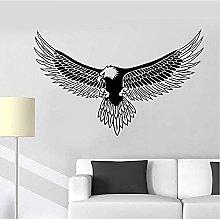 Aquila Calva Piuma Di Uccello Decorazione Da