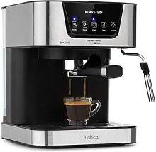 Arabica macchina per caffè espresso 1050W 15 bar