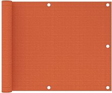 Arancione Materiale: 100% HDPE (Polietilene ad