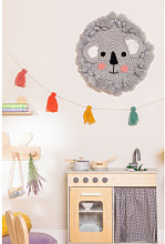 Arazzo decorativo Congo Kids Koala Sklum