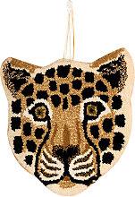 Arazzo decorativo Kenia Kids Lana - Leopardo -