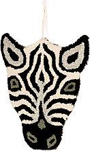 Arazzo decorativo Kenia Kids Lana - Zebra - Sklum