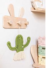 Arazzo decorativo Ruxi Kids Cactus Sklum